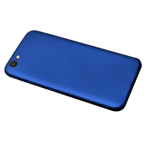 Buy OCUBE for Vivo X9 Plus Metal Paint TPU Protective Back Cover Case, Blue for $2.65 in SUNSKY store