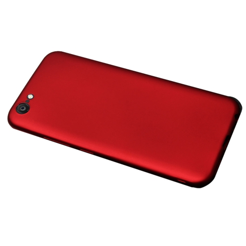 Buy OCUBE for Vivo X9 Plus Metal Paint TPU Protective Back Cover Case, Red for $2.65 in SUNSKY store