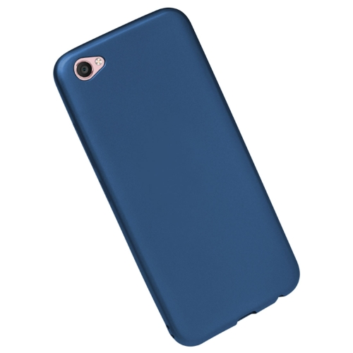 Buy OCUBE for Vivo X9 & X9s Metal Paint TPU Protective Back Cover Case, Blue for $2.65 in SUNSKY store