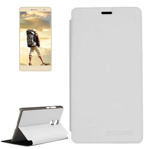 Buy OCUBE BLUBOO Maya Max, MPH1857 Spring Texture Horizontal Flip Leather Case with Holder, White for $3.71 in SUNSKY store