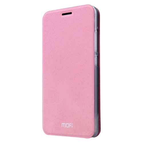 Buy MOFI for Lenovo Lemon 3 Crazy Horse Texture Horizontal Flip Leather Case with Holder, Pink for $3.47 in SUNSKY store