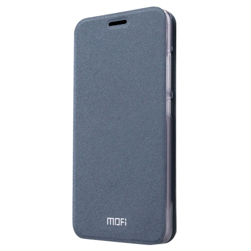 Buy MOFI for Lenovo Lemon 3 Crazy Horse Texture Horizontal Flip Leather Case with Holder, Grey for $3.47 in SUNSKY store