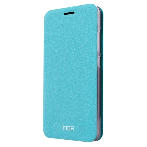 Buy MOFI for Lenovo Lemon 3 Crazy Horse Texture Horizontal Flip Leather Case with Holder, Blue for $3.47 in SUNSKY store