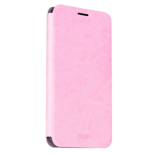 Buy MOFI Letv Le 2 Pro Crazy Horse Texture Horizontal Flip Leather Case with Holder, Pink for $3.47 in SUNSKY store