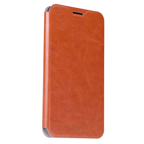 Buy MOFI Letv Le 2 Pro Crazy Horse Texture Horizontal Flip Leather Case with Holder, Brown for $3.47 in SUNSKY store