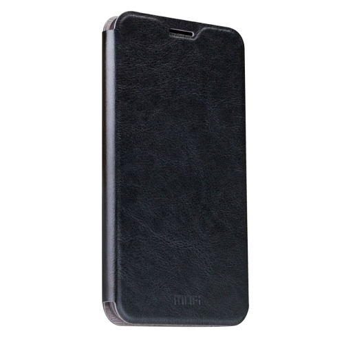 Buy MOFI Letv Le Max 2 Crazy Horse Texture Horizontal Flip Leather Case with Holder, Black for $3.47 in SUNSKY store