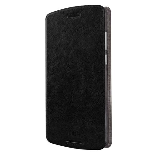 Buy MOFI for Lenovo Lemon X3 Lite Crazy Horse Texture Horizontal Flip Leather Case with Holder, Black for $3.47 in SUNSKY store