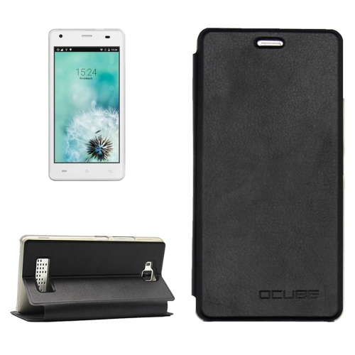 Buy OCUBE CUBOT Echo, MPH1440 Litchi Texture Horizontal Flip Leather Case with Holder, Black for $3.72 in SUNSKY store