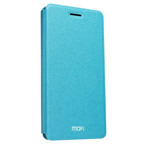 Buy MOFI for Lenovo ZUK Z2 Pro Crazy Horse Texture Horizontal Flip Leather Case with Holder, Blue for $3.46 in SUNSKY store
