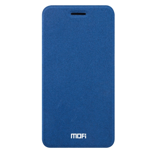 Buy MOFI OPPO R9s Crazy Horse Texture Horizontal Flip Leather Case with Holder (Dark Blue) for $3.47 in SUNSKY store