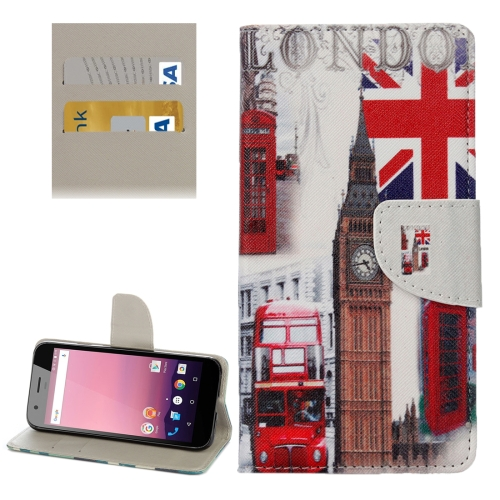 Buy For Google Pixel XL London Big Ben Pattern Horizontal Flip Leather Case with Holder & Card Slots & Wallet for $2.31 in SUNSKY store