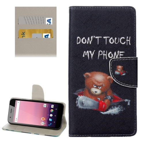 Buy For Google Pixel XL Little Bear Pattern Horizontal Flip Leather Case with Holder & Card Slots & Wallet for $2.31 in SUNSKY store