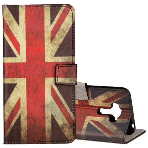 Buy For Asus ZenFone 4 Selfie Pro ZD552KL UK Flag Pattern Horizontal Flip Leather Case with Holder & Card Slots & Wallet for $2.41 in SUNSKY store