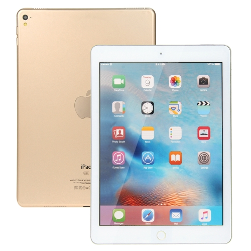 High Quality Color Screen Non-Working Fake Dummy, Display Model for iPad Pro 9.7 inch(Gold) grassroot 9 7 inch tablet lcd screen for ipad4 ipad 4 ipad3 ipad 3 replacement lcd screen display