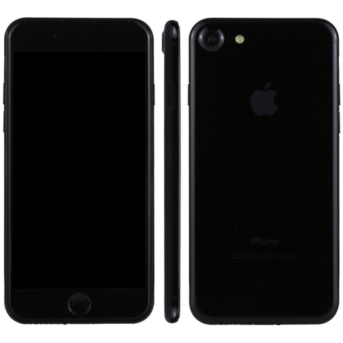 Buy For iPhone 7 Dark Screen Non-Working Fake Dummy, Display Model (Jet Black) for $4.52 in SUNSKY store