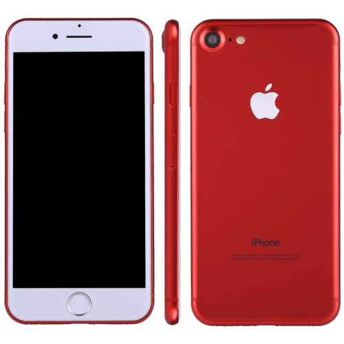 Buy For iPhone 7 Dark Screen Non-Working Fake Dummy, Display Model, Red for $4.92 in SUNSKY store