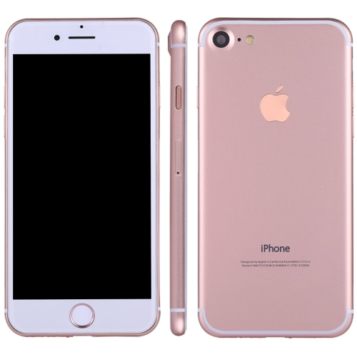 Buy For iPhone 7 Dark Screen Non-Working Fake Dummy, Display Model (Rose Gold) for $4.54 in SUNSKY store