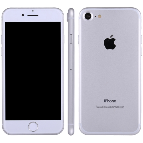 Buy For iPhone 7 Dark Screen Non-Working Fake Dummy, Display Model, Silver for $4.54 in SUNSKY store