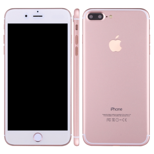 Buy For iPhone 7 Plus Dark Screen Non-Working Fake Dummy, Display Model (Rose Gold) for $4.76 in SUNSKY store