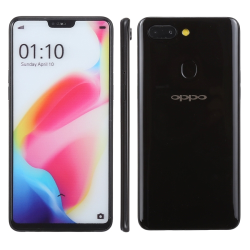 Color Screen Non-Working Fake Dummy Display Model for OPPO R15 Pro (Black)