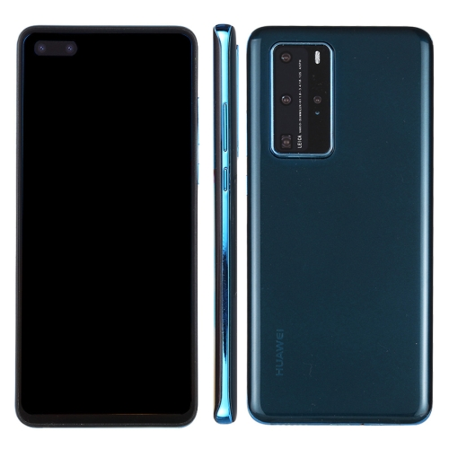 Black Screen Non-Working Fake Dummy Display Model for Huawei P40 Pro 5G (Blue)