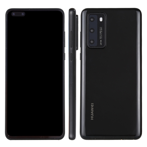 Black Screen Non-Working Fake Dummy Display Model for Huawei P40 5G (Black)
