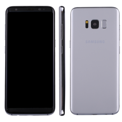 Buy For Samsung Galaxy S8+ Dark Screen Non-Working Fake Dummy Display Model, Silver for $5.83 in SUNSKY store