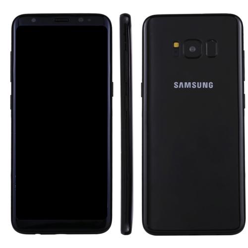 For Galaxy S8 Dark Screen Non-Working Fake Dummy Display Model(Black)