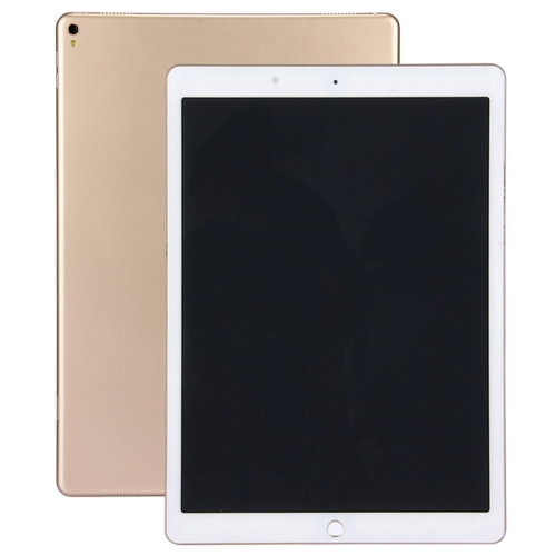 For iPad Pro 12.9 inch (2017) Tablet PC Dark Screen Non-Working Fake Dummy Display Model(Gold)