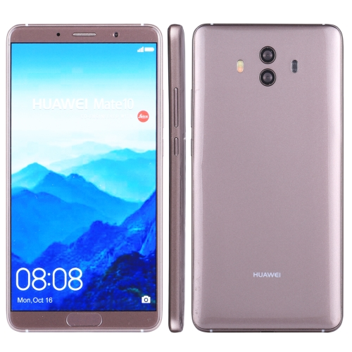 Huawei Mate 10 Color Screen Non-Working Fake Dummy Display Model(Mocha Gold)