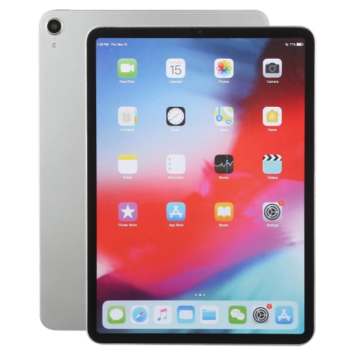 Color Screen Non-Working Fake Dummy Display Model for iPad Pro 11 inch (2018) (Silver) фото