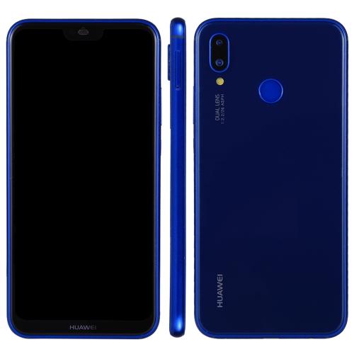 For Huawei Nova 3e (P20 Lite) Dark Screen Non-Working Fake Dummy Display Model(Blue)