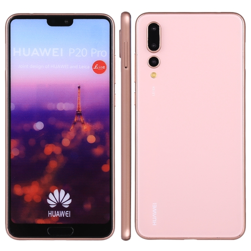 For Huawei P20 Pro Color Screen Non-Working Fake Dummy Display Model(Rose Gold)