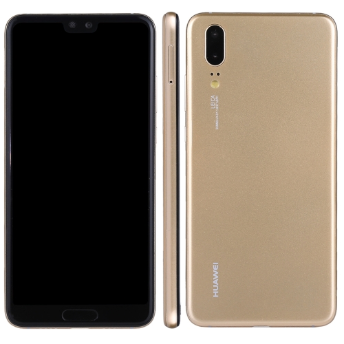 For Huawei P20 Dark Screen Non-Working Fake Dummy Display Model(Gold)