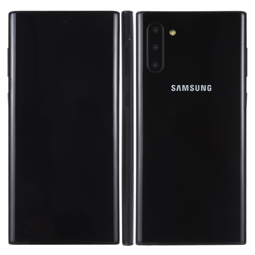 Black Screen Non-Working Fake Dummy Display Model for Galaxy Note 10(Black)