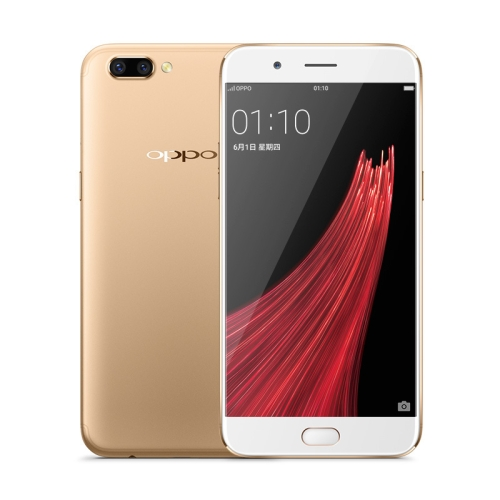 Buy OPPO R11 Plus, 6GB+64GB, Not Support Google Play for $446.00 in SUNSKY store