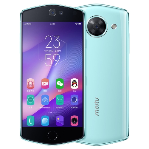 Buy meitu M8s, 4GB+64GB, Not Support Google Play for $436.00 in SUNSKY store