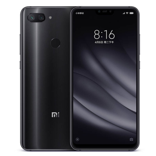 [HK Stock] Xiaomi Mi 8 Lite, 4GB+64GB, Global Official Version, Dual AI Rear Cameras, Fingerprint Identification, 6.26 inch Notch Screen MIUI 10 Qualcomm Snapdragon 660 AIE Octa Core up to 2.2GHz, Network: 4G, Dual SIM(Grey)