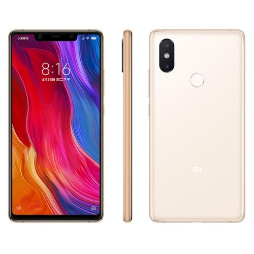 Xiaomi Mi8 SE, 4GB+64GB, Dual AI Rear Cameras, Fingerprint Identification, 5.88 inch AMOLED MIUI 9.0 Qualcomm Snapdragon 710 AIE Octa Core up to 2.2GHz, Network: 4G, VoLTE, Dual SIM(Gold) lenovo tab4 plus tb 8704n 4g call tablet 8 inch 4gb 64gb android 7 1 qualcomm snapdragon 625 octa core up to 2 0ghz support dual sim