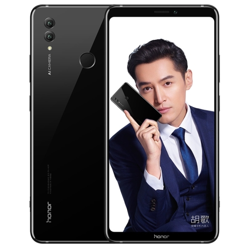 Huawei Honor Note 10, 6GB+64GB, Dual AI Rear Cameras, Fingerprint Identification, 5000mAh Battery, GPU Turbo, 6.95 inch EMUI 8.2 (Android 8.1) Kirin 970 Octa Core, 4 x Cortex A73 2.36GHz + 4 x Cortex A53 1.8GHz, Network: 4G, OTG (Black)