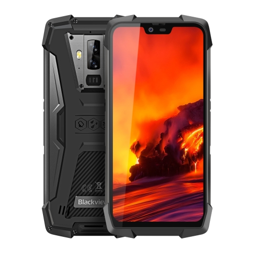 SUNSKY - [HK Armazém] Blackview BV9700 Pro, 6 GB 128 GB, com
