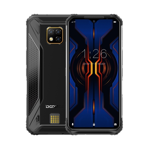 [HK Stock] DOOGEE S95 Pro Rugged Phone, 48MP Camera, 8GB+128GB, IP68/IP69K Waterproof Dustproof Shockproof, MIL-STD-810G, 5150mAh Battery, Triple Back Cameras, Face & Fingerprint Identification, 6.3 inch Android 9.0 Pie MTK Helio P90 Octa Core up to 2.2GH