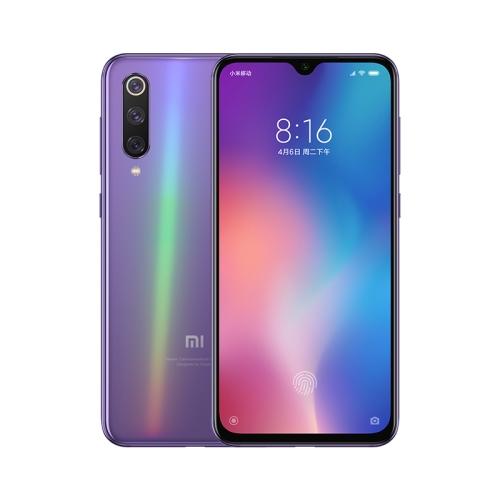 Xiaomi Mi 9 SE, 6GB+128GB, Not Support Google Play, Screen Fingerprint Identification, Face ID, 48MP Triple Rear Cameras, 5.97 inch Water-drop Screen MIUI 10 Qualcomm Snapdragon 712 Octa Core up to 2.3GHz, Network: 4G, Dual SIM, NFC, IR, 18W Wireless Charging(Purple)