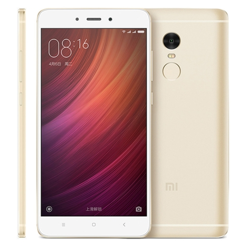 Buy HK Stock Xiaomi Redmi Note 4, 3GB+64GB, Official Global ROM for $173.00 in SUNSKY store