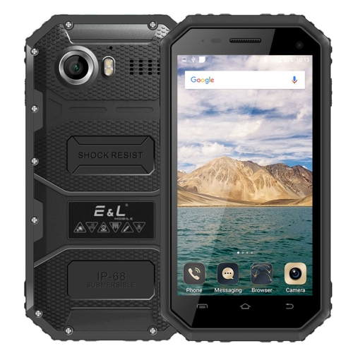 Buy E&L Proofing W6S, 1GB+8GB for $61.50 in SUNSKY store