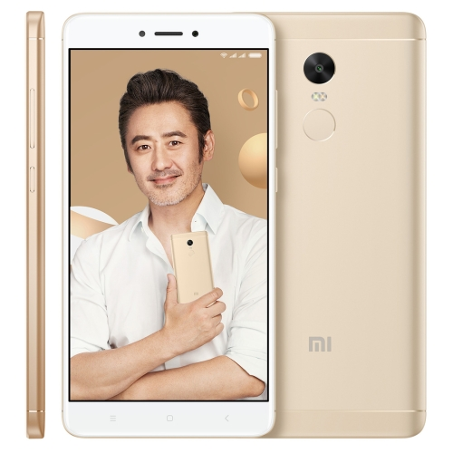 Buy HK Stock Xiaomi Redmi Note 4X, 4GB+64GB, Official Global ROM for $161.00 in SUNSKY store
