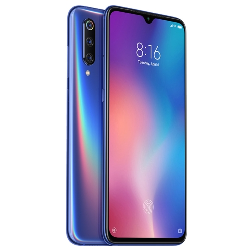 [HK Stock] Xiaomi Mi 9, 6GB+64GB, Global Official Version, Screen Fingerprint Identification, Face ID, 48MP Triple Rear Cameras, 6.39 inch Water-drop Screen MIUI 10 Qualcomm Snapdragon 855 Octa Core Kryo 485 up to 2.84GHz, Network: 4G, Dual SIM, NFC, 20W