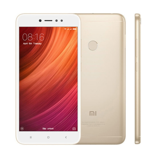 [HK Stock] Xiaomi Redmi Note 5A, 3GB+ 32GB, Global Official ROM, Fingerprint Identification, 5.5 inch MIUI 9.0 Qualcomm Snapdragon 435 (MSM8940) Octa Core, Network: 4G(Gold) [official global rom]xiaomi redmi note 4 3gb 32gb smartphone silver