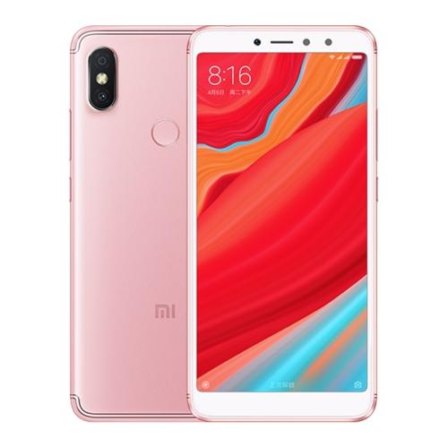 [HK Stock] Xiaomi Redmi S2, 3GB+32GB, Global Official Version, AI Dual Back Cameras, Face & Fingerprint Identification, 5.99 inch MIUI 9.0 Qualcomm Snapdragon 625 Octa Core, Network: 4G, IR(Rose Gold)