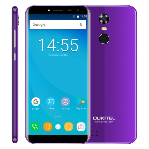 Buy HK Stock OUKITEL C8, 2GB+16GB for $63.70 in SUNSKY store